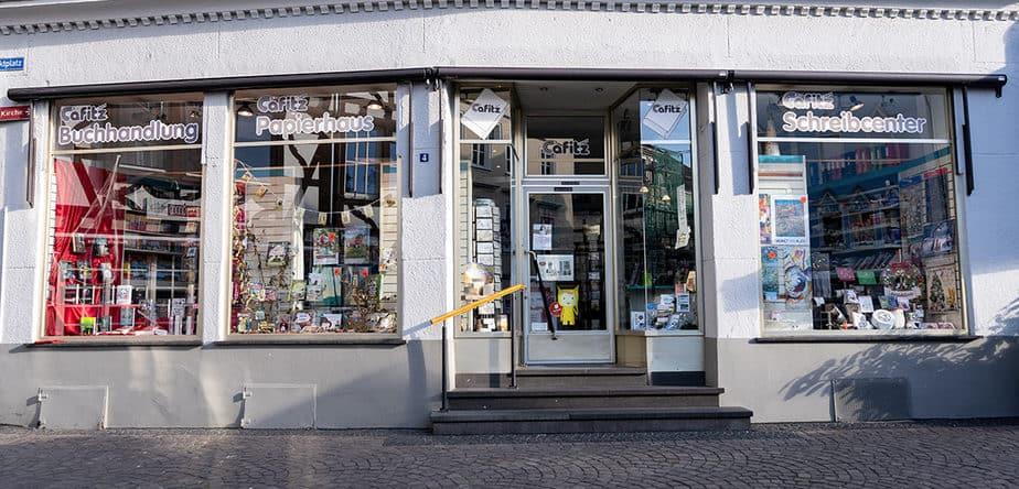 Buch- und Papierhaus Cafitz